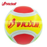 Factory Dirctly Supply Machine Sewn Foam PVC Material six-panels Football Ball