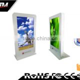 Excellent Quality Media Player Android 50 inch Floor stand advertising digital signage/touch screen kiosk/lcd Digital signage