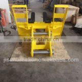 DOOSAN fork lift parts, hydraulic lifting fork, used forklift forks