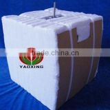 cracking furnaces heat insulation ceramic fiber modules thermal insulation material for oven refractory ceramic fiber module