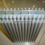 Good quality customized aluminum extruded profiles 6060 t5 (extruded aluminum profiles, aluminum extruded profile)