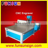 CNC engraver / cnc wood cutting machine / woodworking cnc router                                                                         Quality Choice
