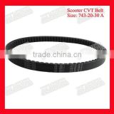 743-20-30 CVT Drive Belt/Belt Drive Motorcycle V Belt For Honda