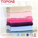 Pure color practical soft material printed polar fleece blanket/flannel fleece blanket/coral fleece blankets