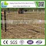 chain facory supply (ISO9001:2008)hot sales stainless steel specification shanghai field fence glassland fence net