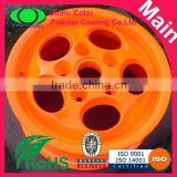 Candy luminous orange Ral 2007 powder coating paint