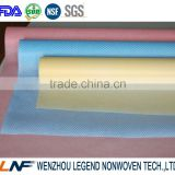 printed chemical bonded viscose non woven wiping cloth