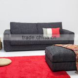 Classic comfortable fabric sofa design elegant luxurious classical italy soft line fabric sofa