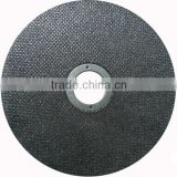 Resin bonded Steel Cutting Disc/Metal Abrasive cutting disc for steel