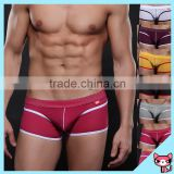 2015 Christams night Sexy Gift Charming Comfortable Boxers Underwear Wholesale Men Penis Boxer Briefs
