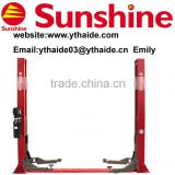 **QJ-Y-2-35 car hoist auto lift with manual release