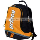 2014 New Design Durable Tennis Sport Backpack Bag with Shoe Compartment