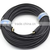 Xinya best price high quality long optical fiber HDMI 2.0 cable 10M 30M 40M 50M 70M 80M 100M 130M support 4K*2K 3D