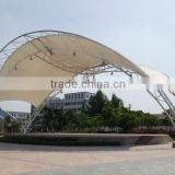 High quality PVC coated tarpaulin material for outdoor tent