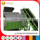 Assemble Durable Hot Sale Household Waste Shredder Tire Machine