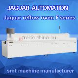 LED production line lead-free reflow oven Economic Lead free smt Led making hot air welding reflow oven with 12 zones
