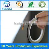 China silicone removable double sided tape auto double side self adhesive polyimide tape