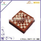 antique Wooden hand carved Chessboard set 1007B