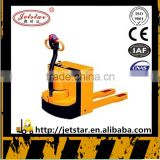 1200kg custome mini semi Electric pallet Trucks for sale