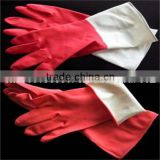 fancy children's cleaning latex household gloves