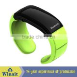 WT-20 Most Popular bluetooth bracelet phone Bluetooth Smart Watch Android pedometer bluetooth vibrating bracelet with caller id