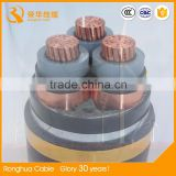 control power cable low voltage wire single core multi-core conductor copper aluminum 6mm2 /0.75mm2 PVC insulation sheath armour