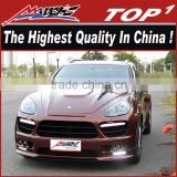 Body kit for 2011-2014 cayenne 958 EVO wide body HM EVO style middle muffler for 958 cayenne body kit