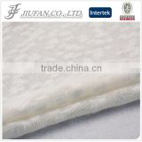 Jiufan textile hacci bamboo hoodie fabric knitted scarf fabric