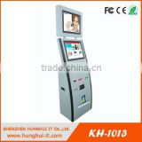 Medical LCD Multi Touch Screen Kiosk / Hospital Information Query Machine / Queuing Management System Terminal