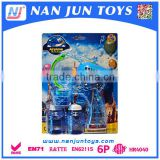 Automatic Lovely Cartoon Dolphin Bubble Gun With Light and Music Safe kids toys
