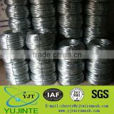 Hot Sales galvanized straight wire/gi binding wire/electro galvanized wire (BV Certification factory)