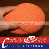 Schwing Concrete pump cleaning sponge Ball (used for cleaning concrete on concrete pump pipe)