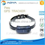 New mini pet smart gps tracker GPS Locator collar for Pet Dog Tracking positioning                                                                         Quality Choice