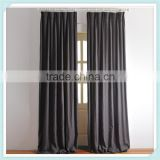Inherently Fire Retardant Blackout Fabric For Hotel Curtain/Window Drapery/Stage Curtain