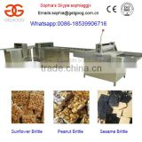Peanut/Sesame/Sunflower Seed Crisp Candy Moulding And Cutting Machine|Peanut Candy Processing Line                                                                         Quality Choice