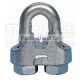 2109-Malleable Wire Rope Clamp 3mm-40mm Australia Type