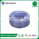"China Supplier 3/4"" 1"" 2"" Flexible Water PVC braided hose for construction"