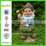 Outdoor Decorative Garden Resin Christmas Statue                                                                         Quality Choice