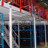 patented light-steel floor panel structure Metal Platforms