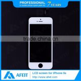 New Arrival factory direct wholesale capacitive touch screen panel for iPhone 5s display lcd aaa
