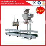 Good performance manual 20-50kg detergent powder filling packing machine