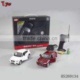 4 Channels Authorized Scale RC die cast model car