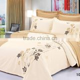 Wholesale Home cotton Bedding Set/bed sheet fabric weight
