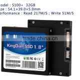 Bulk Original Brand hard disk Solid State Drive SSD 2.5 inch 32gb sata2 interface type for Desktop / Laotop /Sever