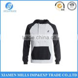 MAN Pullover fleece COTTON POLYESTER BLEND FABRIC BRUSHED BACK FLEECE LIGHT WEIGHT HOODIE SWEATSHIRT
