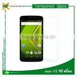 Factory Supply Cheap Price Tempered Glass Screen Protector for Motorola Moto X play xt1561