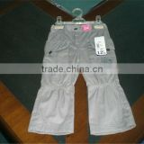 children's pants&trousers/water-washed jeans wear/garment/apparel inspection in China