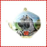 2013 lovely customized handmade ceramic frozen food tray