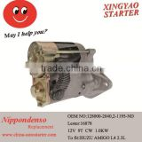 12v DC motor starter for Isuzu Amigo, Isuzu pick up, Isuzu Trooper