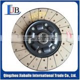 clutch plate /spare parts/accessories for yangdong YND485Q (50ps ) diesel engine for light truck / forklift/machine/tractor